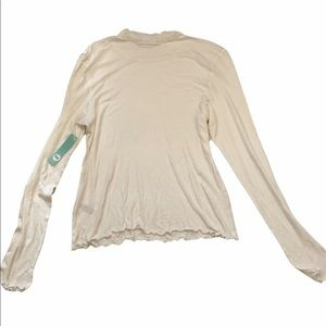 Abound Women's White Long Sleeves Shirt